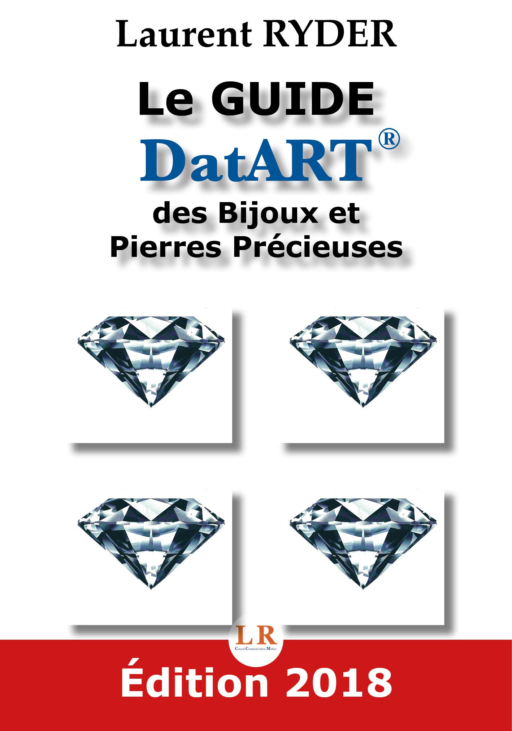 guide DatART des bijoux et pierres précieuses
