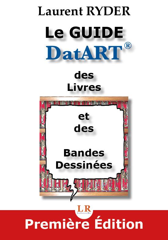 guide DatART des livres et bandes dessinees