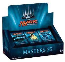 Masters 25 display fr