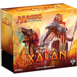 19 janvier 2018 : Rivals of Ixalan bundle english