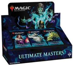 07 decembre 2018 : Ultimate Masters